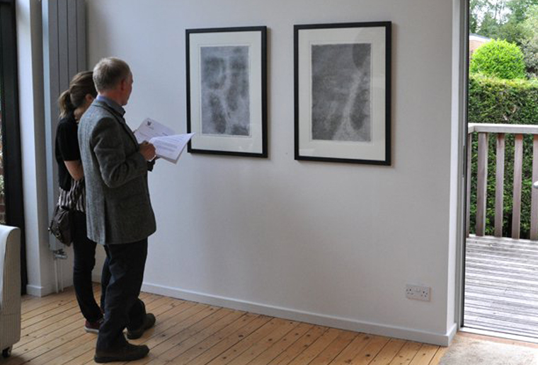 Mindspace Drawings - Spike Dennis at Susan Projects Oxford