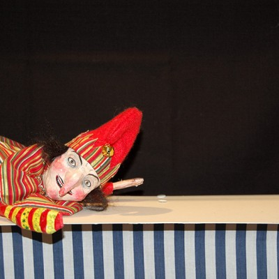 Punch & Judy puppet sho by Spike Dennis & Layla Holzer