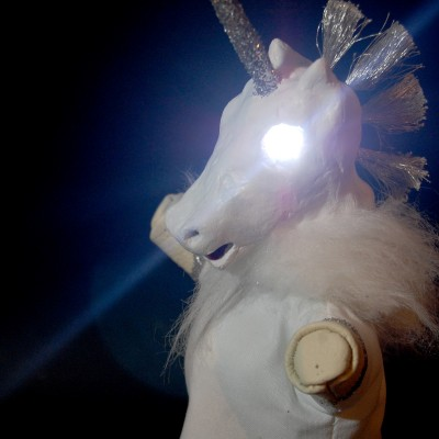 Unicorn Glove Puppet