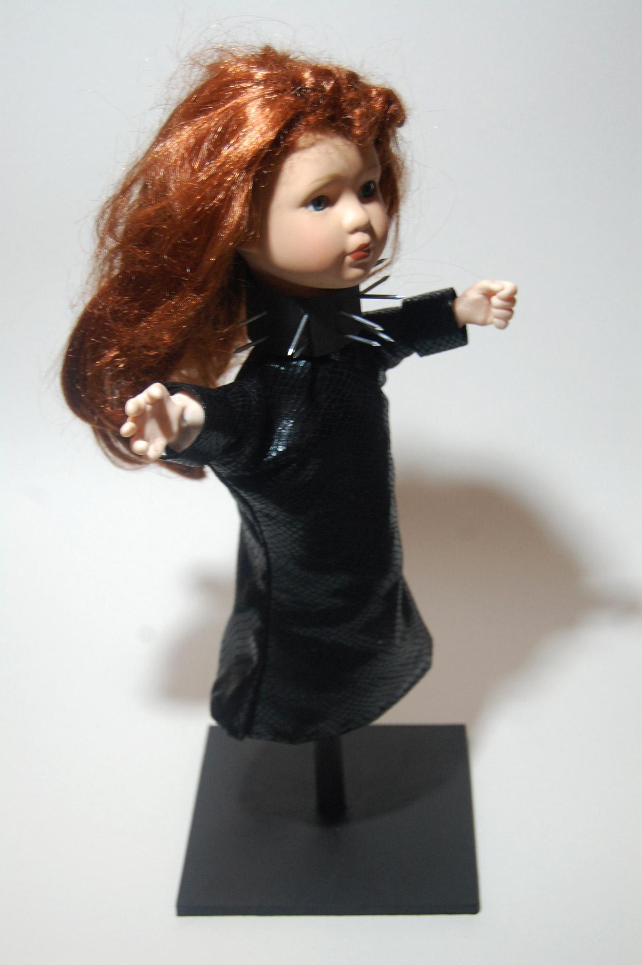 Mistress Maria Glove Puppet
