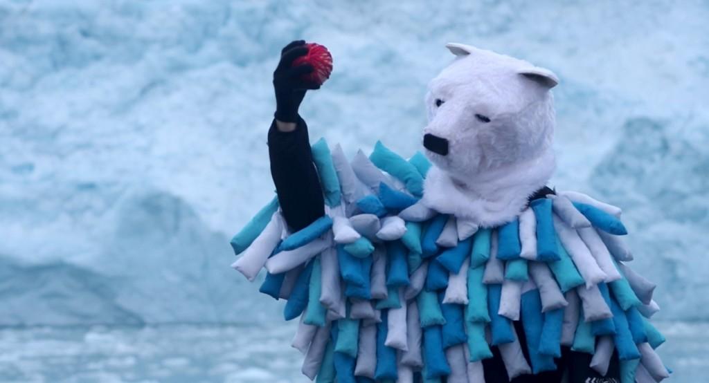 The Wild Man of the Arctic (Video Still)