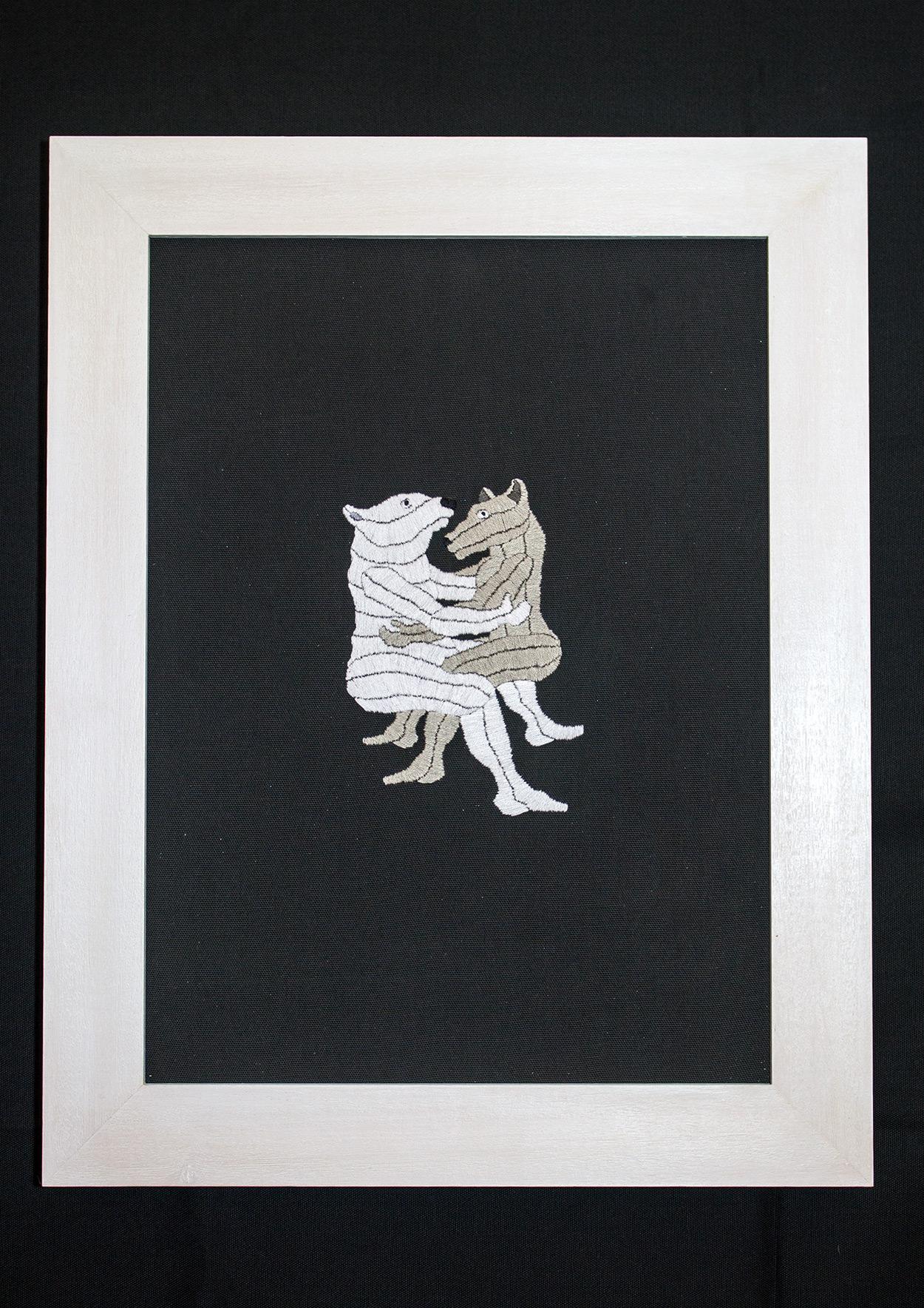 Collaborative Survival (Wolf)