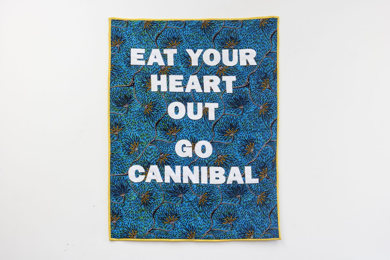 Eat Your Heart Out, Go Cannibal