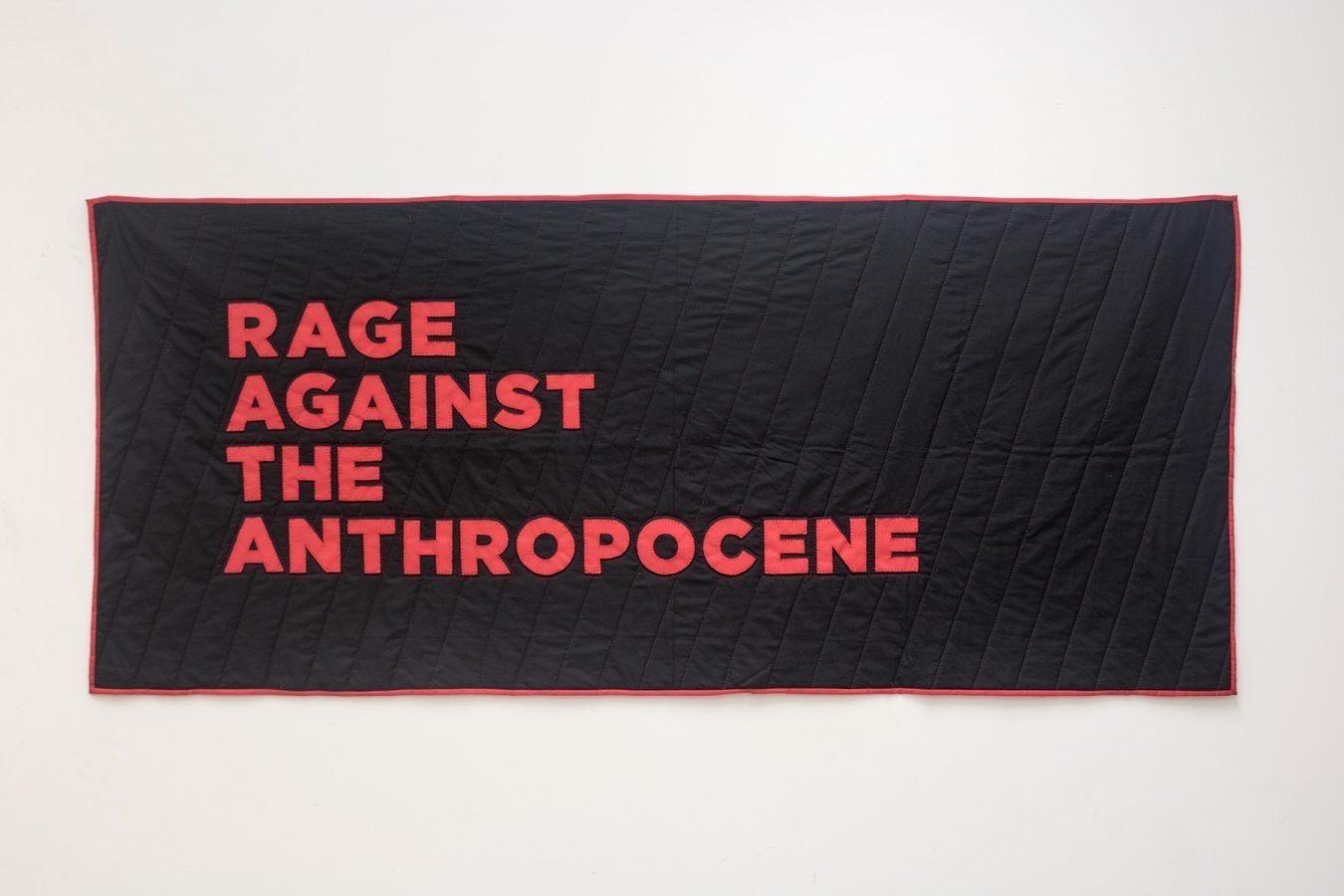 Rage Against the Anthropocene