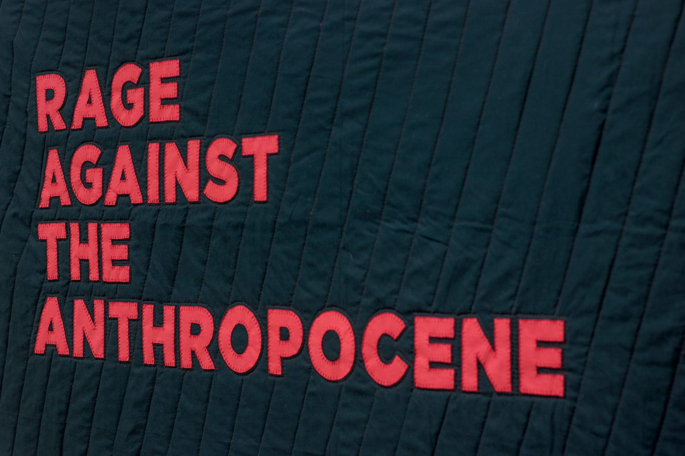 Rage Against the Anthropocene
