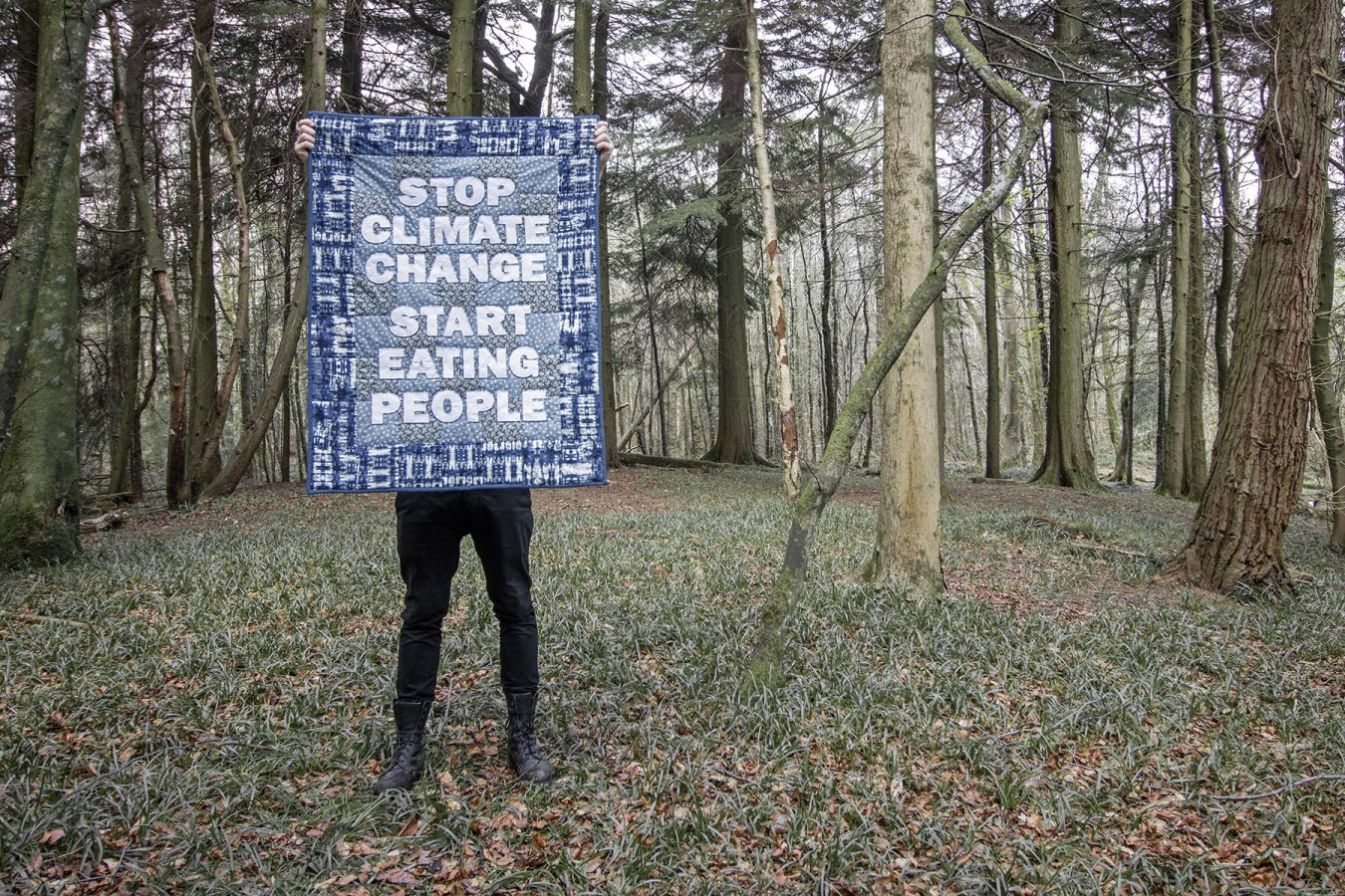 Stop Climate Change, Start Eating People