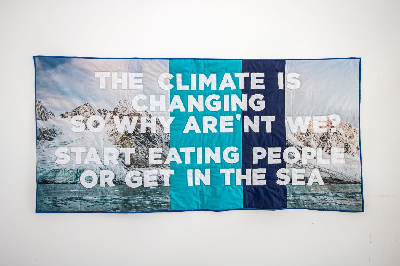 The Climate is Changing, So Why Aren't We?