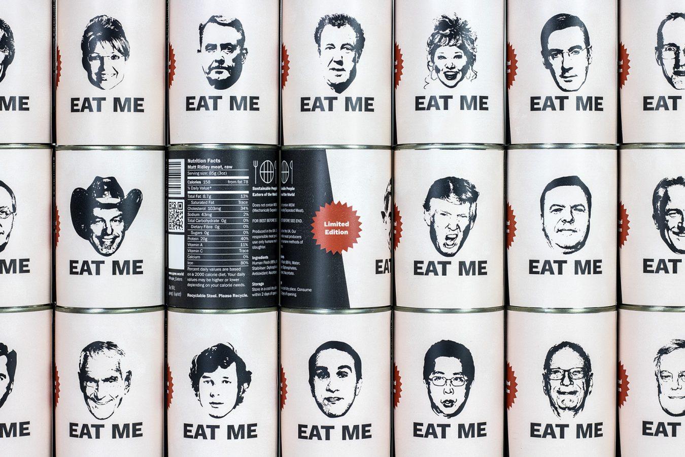 Eat Me – Tins of Human Flesh