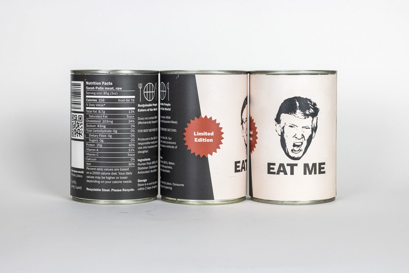 Eat Me – Donald Trump