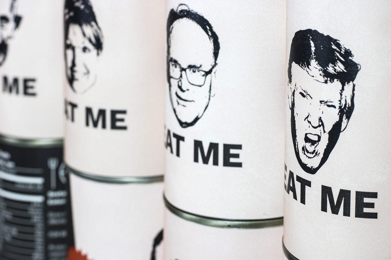 Eat Me Donald Trump, Matt Ridley, & Sarah Palin