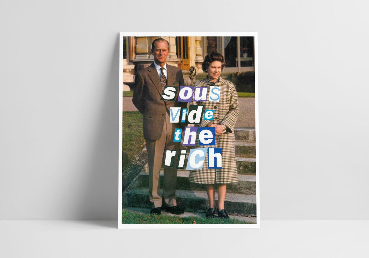 Sous Vide the Rich